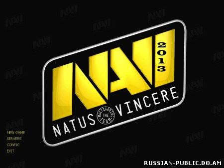 Скачать  Counter-Strike 1.6 Navi 2013